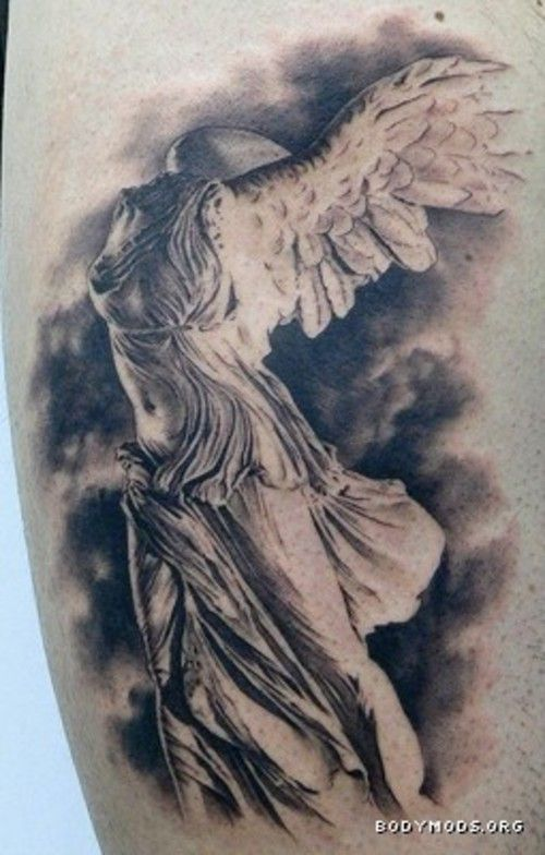 Famous Ancient Greek Art Nike Samothrace