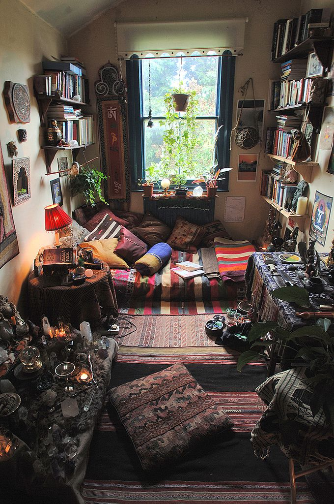 Something Wicca This Way Comes Nooks Boho And Hippies