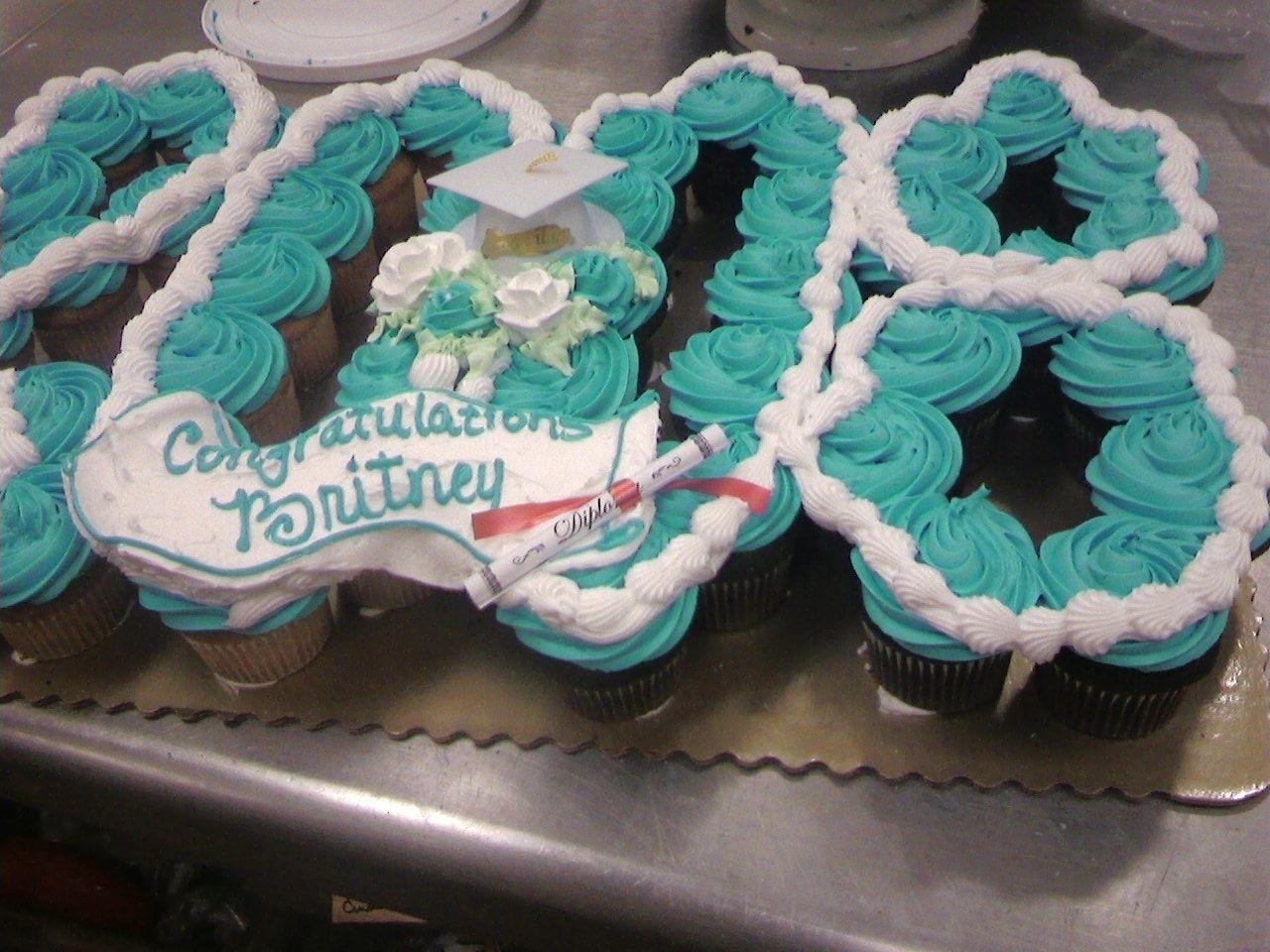 Besten 25 Schulabschluss Cupcakes Ideen Auf Pinterest