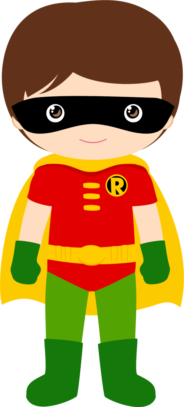 characters of batman kids version