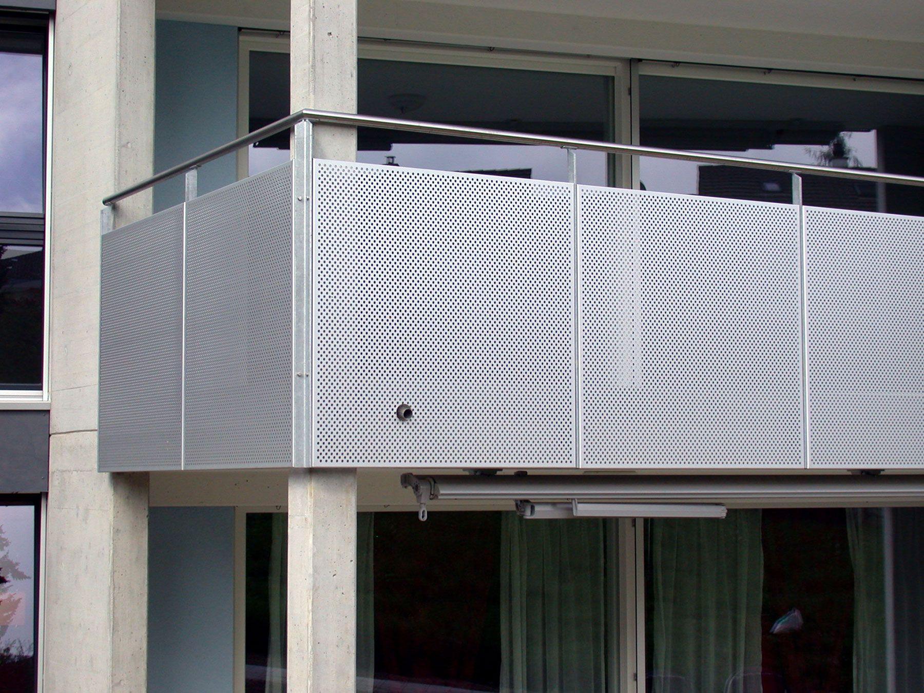 Edelstahl Balkongelander Muster Stahlbau Schlosserei Und Schmiede