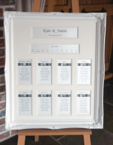 Wedding also seating plan picture frames images frame rh maileamsari