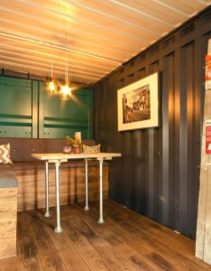 Whitecrate  shipping container conversions up cycled second life structures available for immediate rental also best images about on pinterest bar tiny house rh