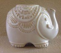 CYNTHIA ROWLEY ELEPHANT CERAMIC TOOTHBRUSH HOLDER / PENCIL ...