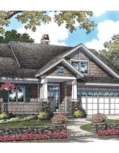 Craftsman house plan with square feet and bedrooms from dream home source also rh pinterest
