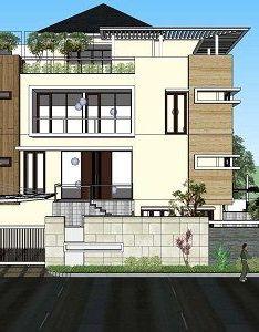 Sketchup model modern house also style pinterest models rh
