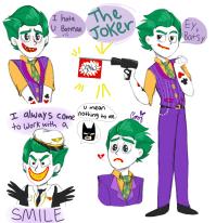 Lego Joker by SketchBird5.deviantart.com on @DeviantArt ...