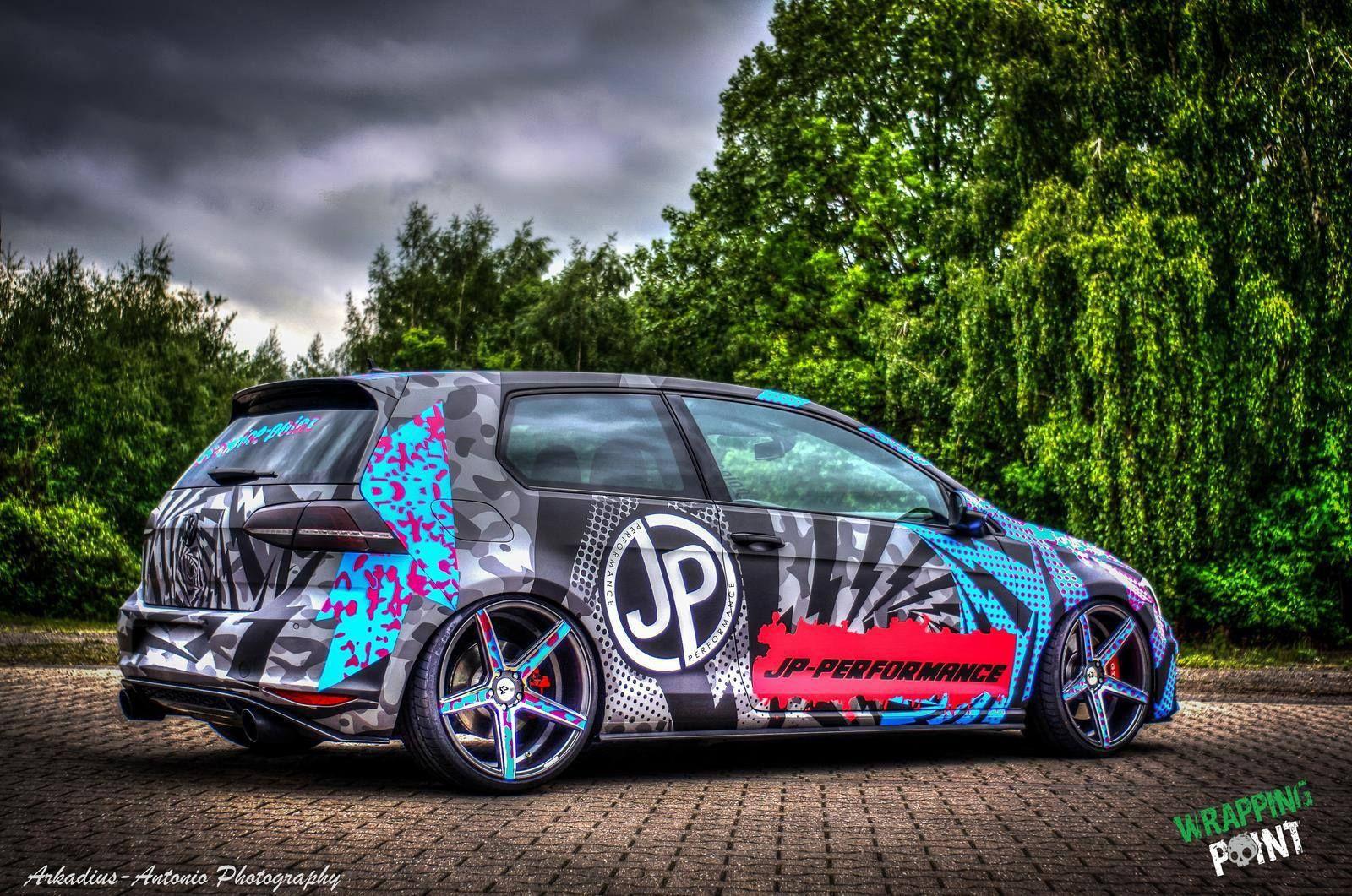 Jp Performance Gti Wrap  Wrapfolio  Yoo Wrap  Pinterest