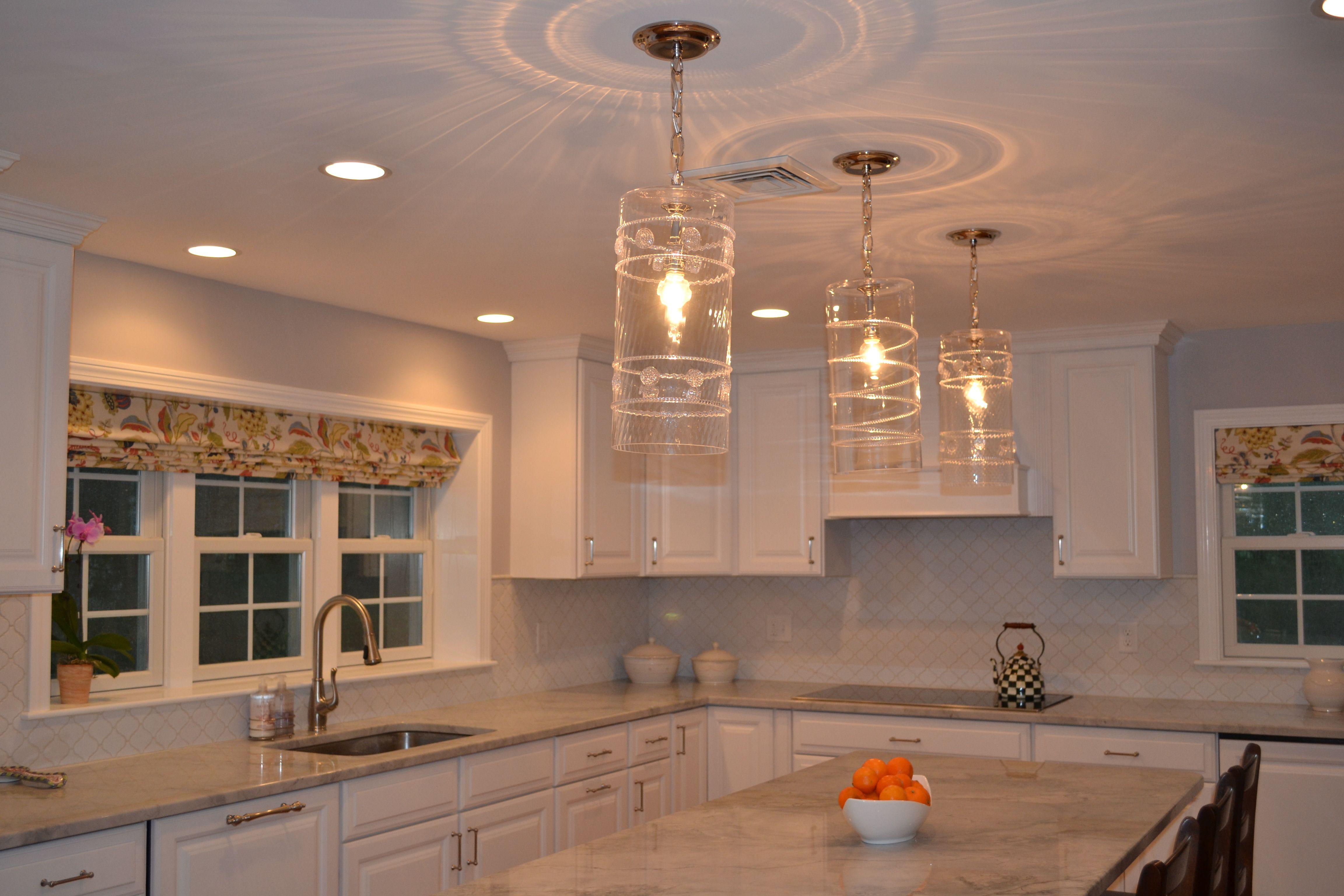 pendant light fixtures over kitchen island  Roselawnlutheran