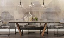 Bonham Dining Table Four Hands Loft Inspiration