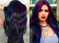 Fun Dark Hair Colors | Hair Color Ideas and Styles for 2018