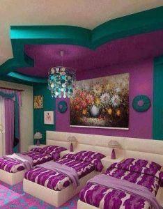 Modern Kids Bedroom Ceiling Designs - valoblogi.com