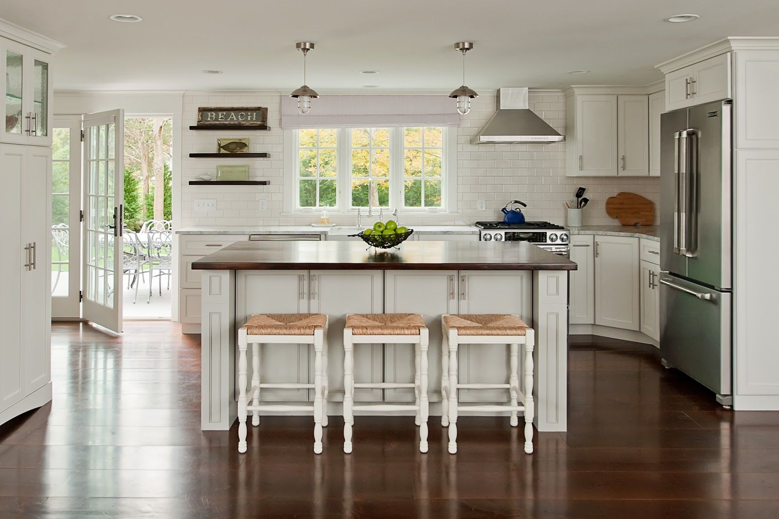 Small Cape Cod Kitchen Ideas White Can Be Very Hot! Sprinkle In