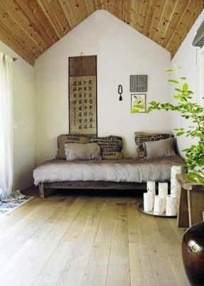 Great Idea Turn A Living Room Sofa During The Day Into A Bedroom