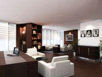 Executive Office Interior Design Exceptional Elegant Large ...