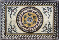 Roman Marble Mosaic Tile Stone Art Floor Wall Tabletop ...