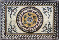 Roman Marble Mosaic Tile Stone Art Floor Wall Tabletop ...