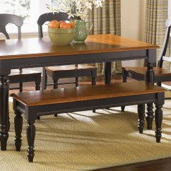 6 Piece Kitchen Table Sets Cabinet Storage Foxy Low Country Black Trendy