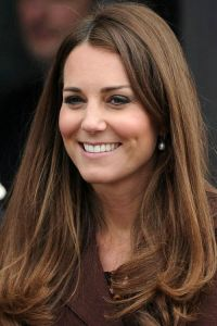 Kate Middleton Brown Hair Color | Brown Hair Colors ...