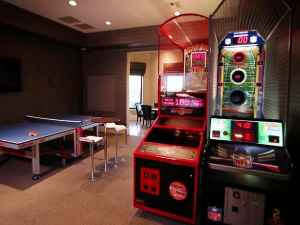 23 Game Rooms Ideas For A Fun Filled Home Game Rooms Game Room