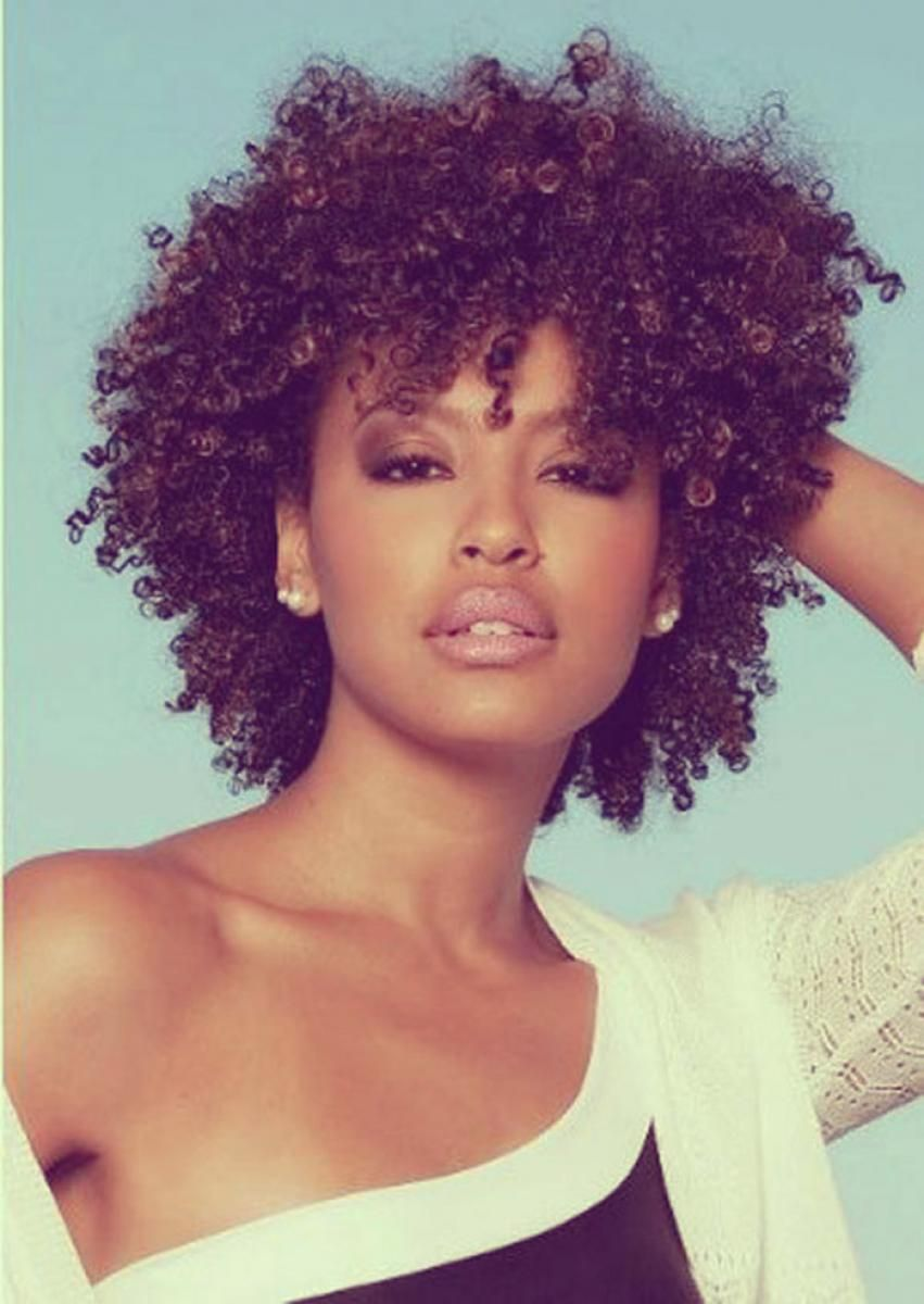 Black Natural Hairstyles 2015 Curly Hairstyles For Black Women