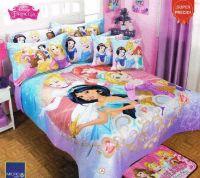 Disney Princess Magic Comforter Bedspread Sheet Set Twin