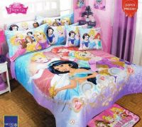 Disney Princess Magic Comforter Bedspread Sheet Set Twin ...