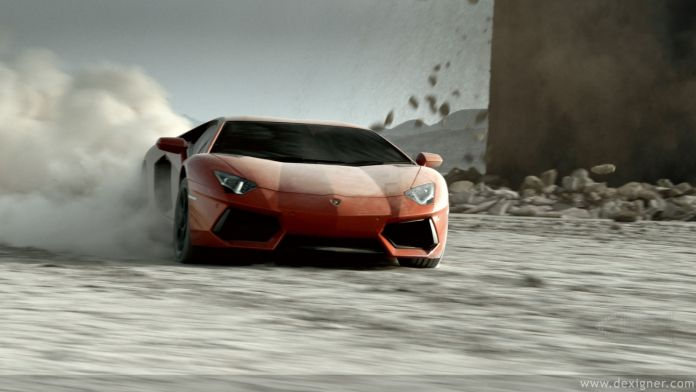 lamborghini aventador v12 ultra hd 4k wallpapers | cars