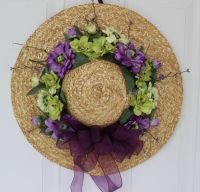Front Door Decorations For Spring And Summer ...