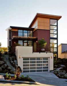 Pleasing home exterior stone design ideas and also house designs with garden curb charmers pinterest gardens rh