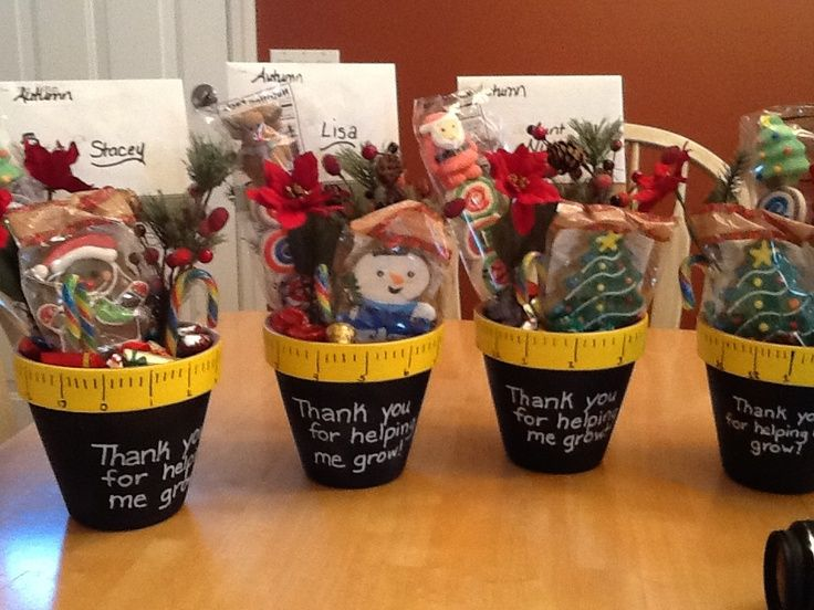 homemade christmas gifts for daycare teachers creativepoem co