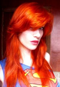 FX Hair Color | Napalm Orange Special Effects Hair Dye ...