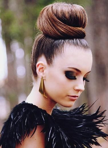 What Is Fashion? – DIY Big Hair Bun Perfections Occasion And