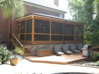 Diy Screen Patio | Screened patio, Screens and Patios