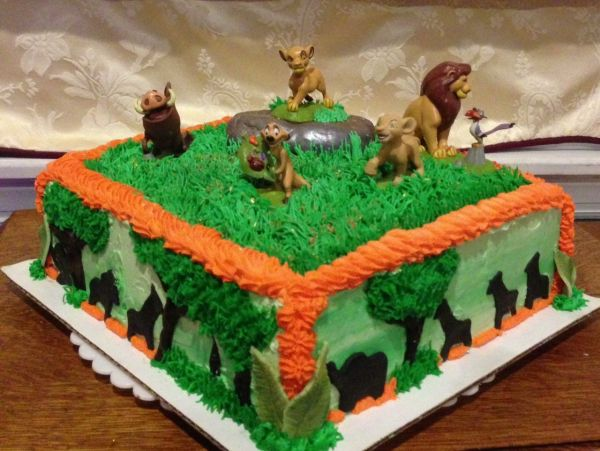 Food Lion Birthday Cake Designs Imgurl