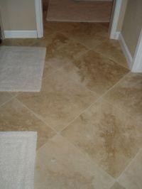 Floors tiles and diamond pattern...18x18 Turkish ...