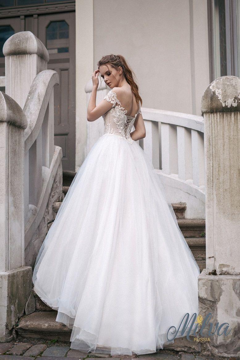 Illusion sweetheart neckline off the shoulder embellishment ball gown wedding dress #weddingdress #wedding #weddings