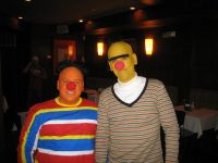 Image result for bert and ernie halloween costumes   Bad ...