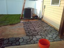 Concrete Molds Pavers Stepping