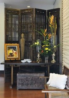 Oriental decor design asian interior ideas living rooms spaces also alabang house room rh pinterest