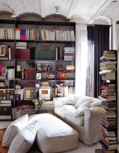 How to make the perfect reading nook with just items also rh pinterest