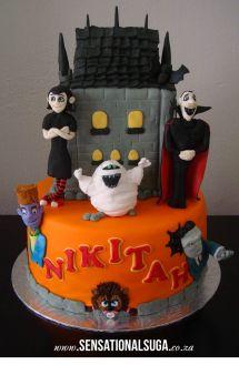 Hotel Transylvania 2 Cakes - Google Birthday