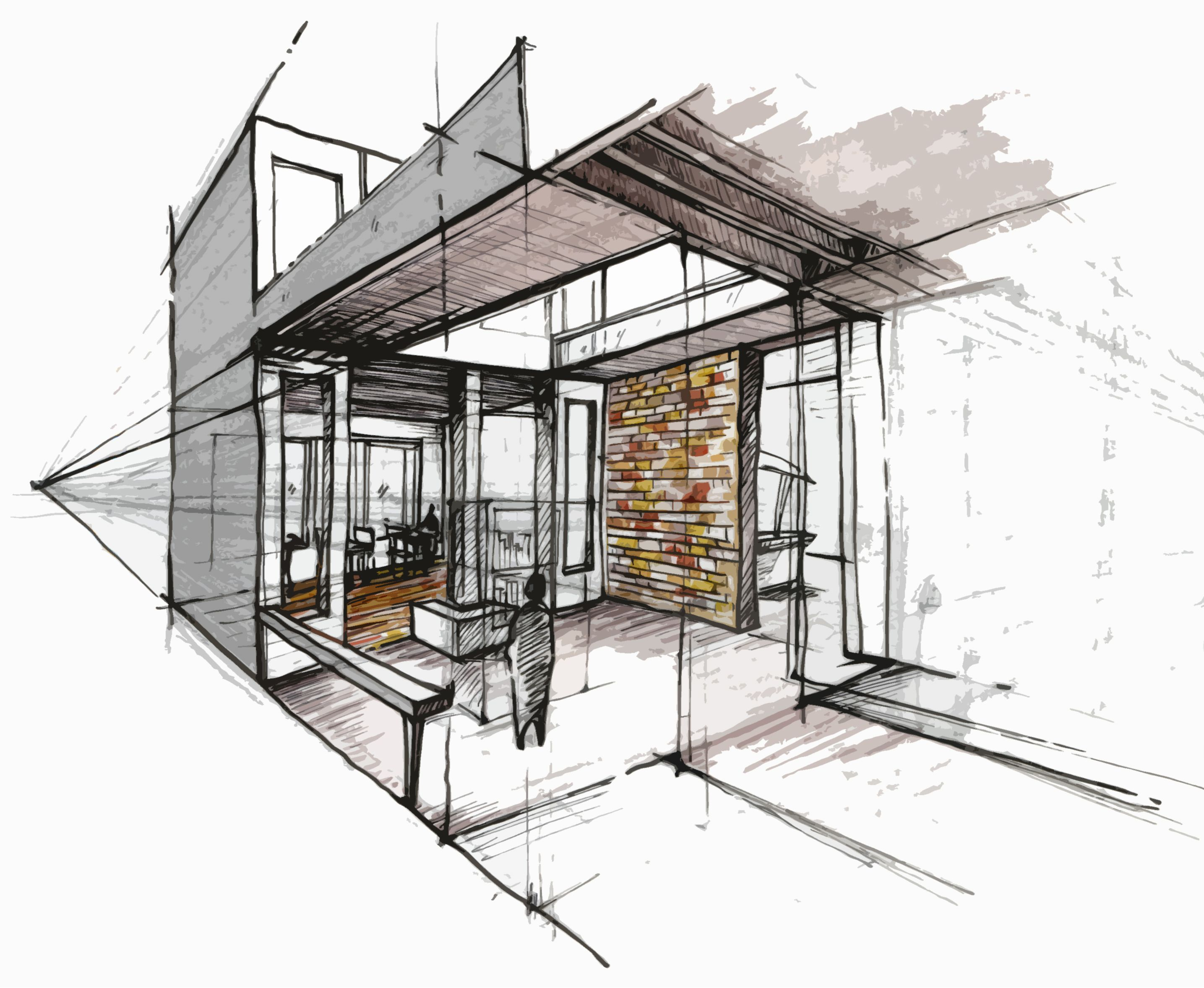 11 de Dezembro Dia do Arquiteto  Perspective Markers and Drawings