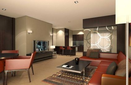 Modern Condominium Interior Design Google Search Small Spaces