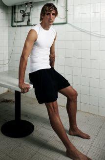 Fernando Torres Hot Male Celebrities Barefoot
