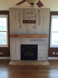 A step-by-step DIY stone veneer installation on a ...