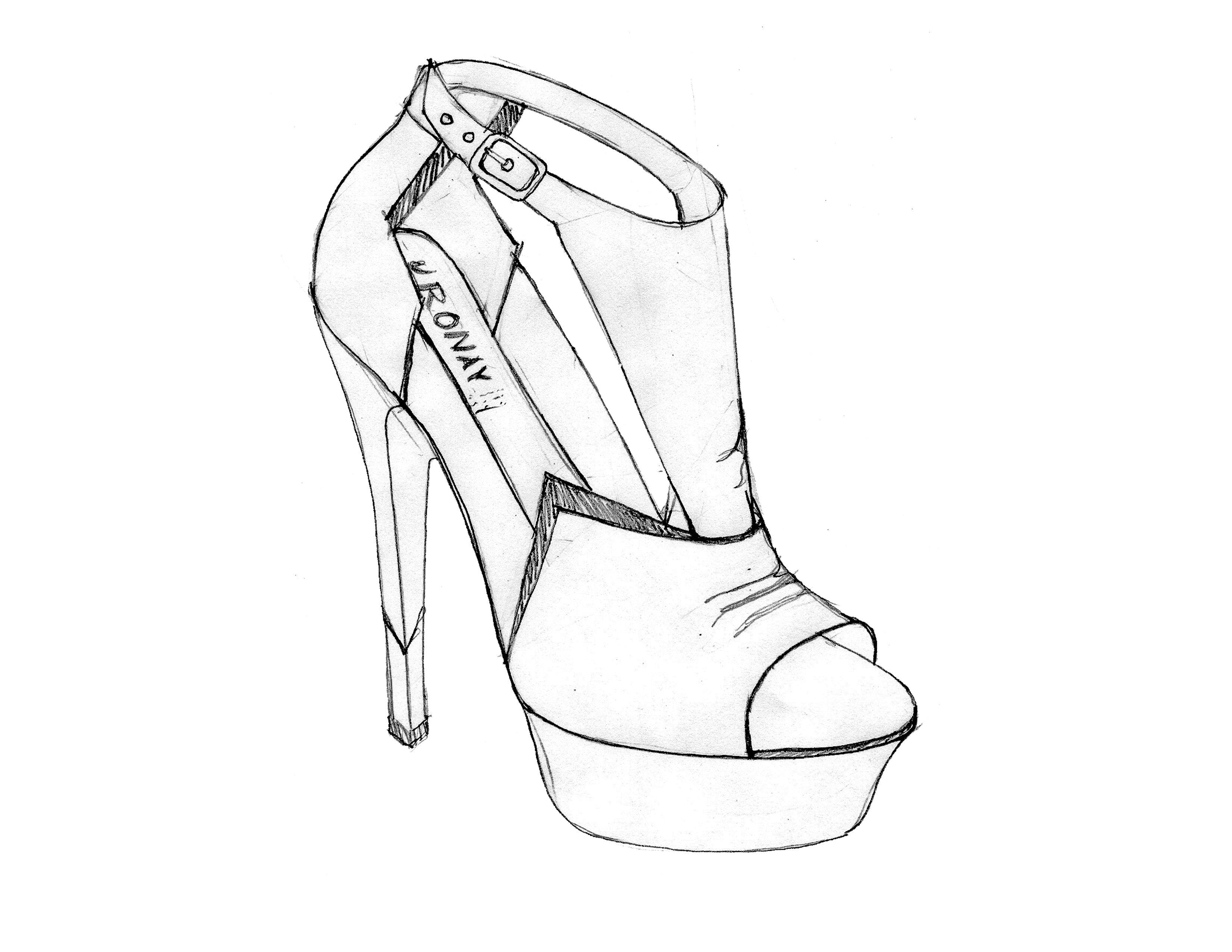Shoe Design By Pablo Gil At Coroflot