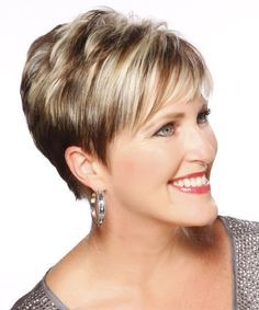 26 Fabulous Short Hairstyles For Women Over 50 Page 16 Of 27