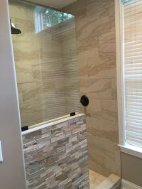 Walk in shower no door | My Bathroom | Pinterest | Doors ...
