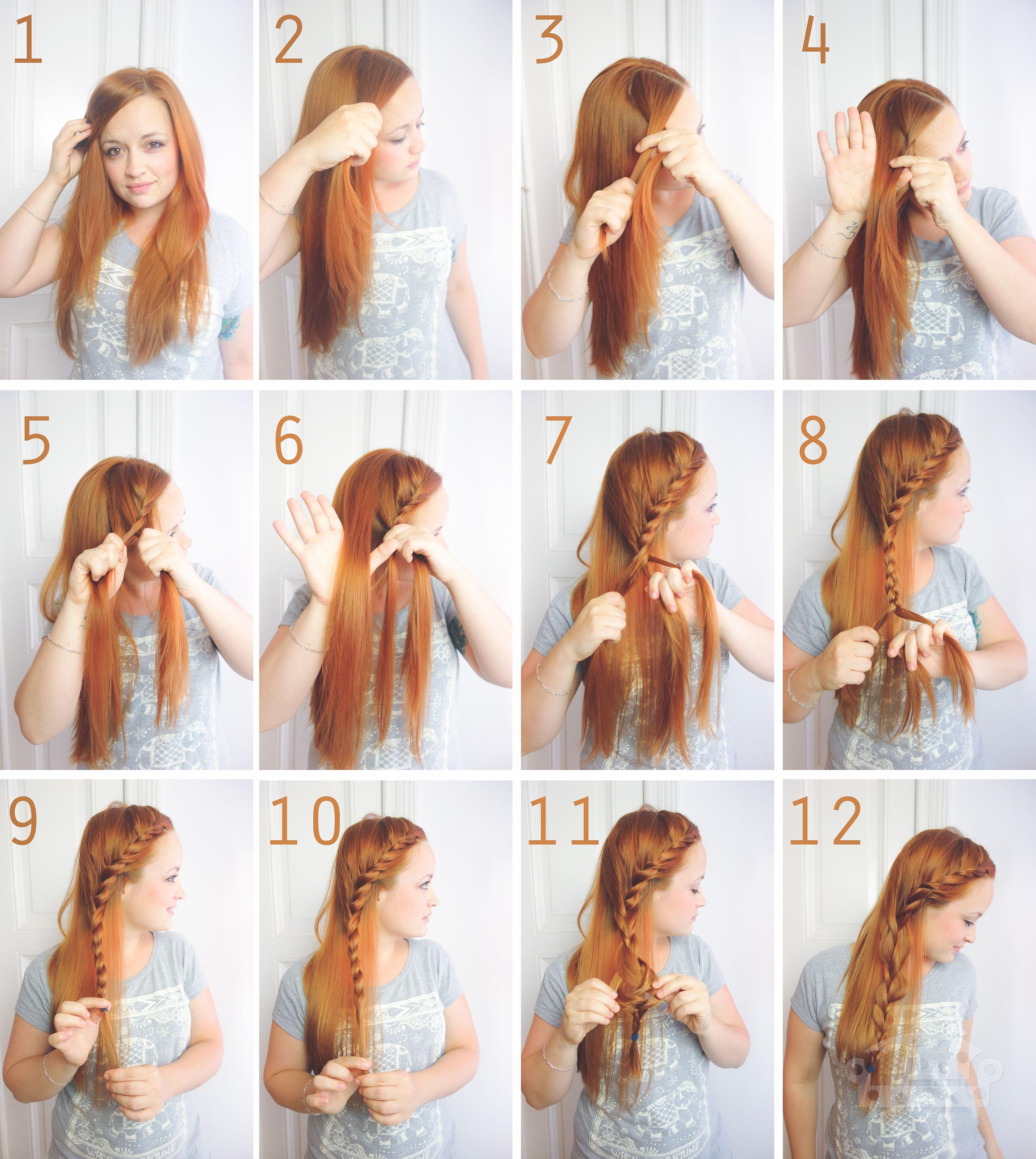 Frisur Collage 2 Frisuren Pinterest Collage Frisur Und